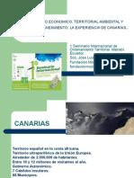 Ordenamiento territorial Las Canarias