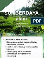 Klasifikasi sumber daya alam dan lingkungan hidup.pptx