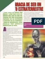 Contacto - La Desgracia de Ser Un Contacto Extraterrestre R-080 Nº009 - Reporte Ovni