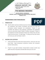 Program Panitia English