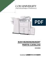 Kaservis.com Manuales Tecnicos Ricoh Fotocopiadorasbyn 3500-4500 MP 3500 4500-Manual Partes