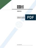 NBR 32 ABNT ISO GUIA 32