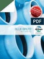 Catalogo Tubería PVC Blue Brute