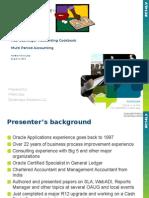 Multi Period Accounting Presentation