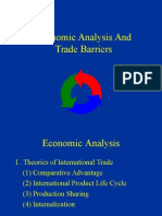 Economic Analysis and Trade Barriers 1225711333182864 8