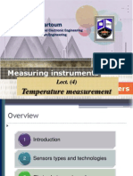 4 Temperature Measurement