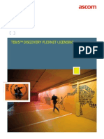 TEMS Discovery FlexNet Licensing