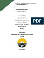 Pmt Pavimentos Funza - Mosquera 2015