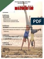 III Semana da Atividade Física Vs Saúde