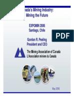 Mineria en Canada