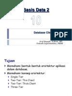 (Database Client Server)