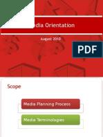 Media Orientation
