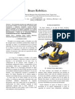 Brazo Robotico (Paper)