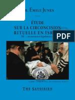 Junes Emile (Dr.) - Etude Sur La Circoncision Rituelle en Israël