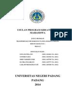 Yona B. P Pelawi_Universitas Negeri Padang_PKM GT