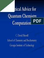Quantum Practical