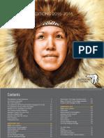 Adventure Canada's 2015-16 Expeditions Brochure
