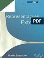 Representações externas CNF