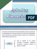 Finanzas Estados Financieros PPT
