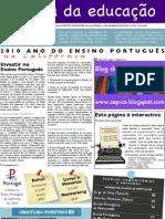 Página da Educação - 2  (Fev 01)