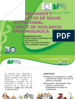Generalidades Salud Ocupacional