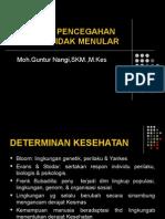Strategi Promosi &Pencegahan PTM