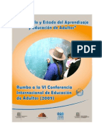 Informe Peru Confintea 2008