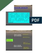 Clasificacion de Las Plantas Asfalticas Planta Estacionaria o Fija