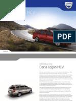 Dacia Logan MCV Brochure