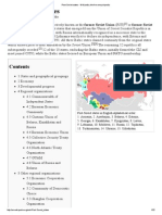 Post-Soviet States - Wikipedia, The Free Encyclopedia CIS