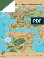 Mapa de Golarion