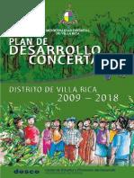 Plan de Desarrollo Villa Rica