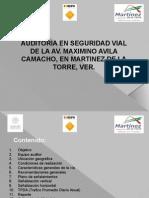 """Auditoria de Martinez de La Torre Correcciã""""n"""