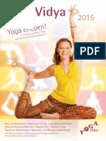 Yoga Vidya Hauptkatalog-2015
