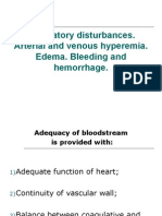 Lecture #5_circulatory Disturbance