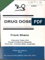 Pediatric Drug Dosage