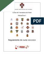 Regulamento Futsal Grau I