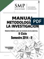 Manual Metodologia 2014 - II