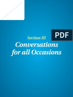SpokenEnglish-Section3-ConversationsForAllOccasions