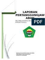 LPJ Pelatihan Pupuk Organik
