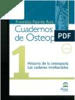 Fajardo Ruiz Caderno Osteopatia 1