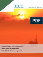 OilVoice Magazine | March 2015