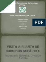 Visita a Planta de Hormigc3b3n Asfaltico Tall t Const Civil II Tema i A