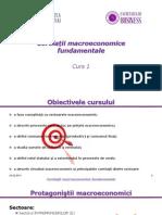 Curs 1 Corelatii Macroeconomice Fundamentale