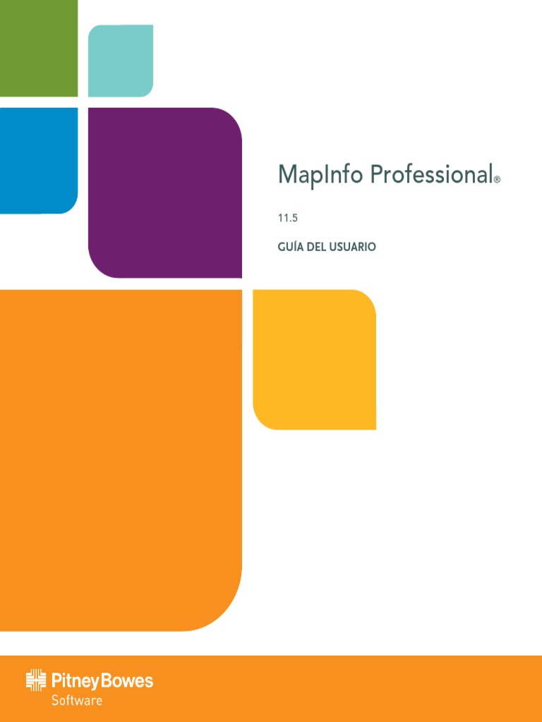 MapInfo Professional User Guide