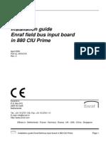 Manual CIU Enraf