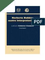 Cuatro Interpretaciones - Norberto Bobbio