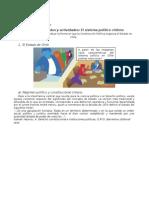 Guía 1. El Estado Chileno. 4°M