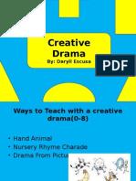 Creative Drama for Kids