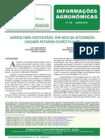 Agricultura Sustentável Por Meio Do Sistem ILPF